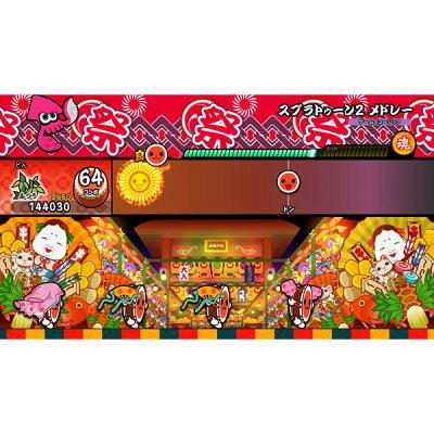 太鼓の達人 Nintendo Switchば~じょん!/Switch/HACPAGGXA/A 全年齢対象