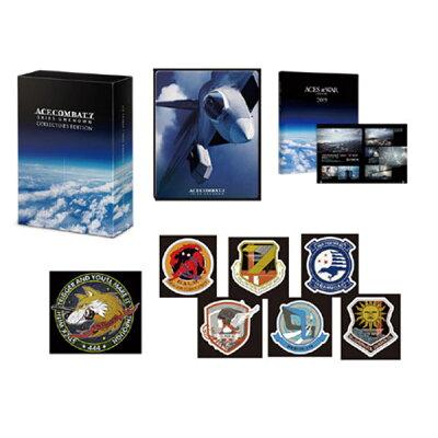 エースコンバット7 スカイズ・アンノウン コレクターズエディション/PS4/PLJS36085/A 全年齢対象