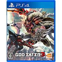 GOD EATER 3(ゴッドイーター3)/PS4/PLJS70091/C 15才以上対象