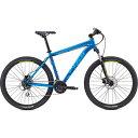 FUJI FUJI フジ NEVADA 27.5 1.7D 15 3×8speed BLUE/CYAN マウンテンバイク 17NEVDBL15