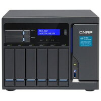 QNAP Systems Inc. TVS-882 48TB HDD搭載モデル WD Red 8TB x 6 TV8826MW80