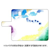 SECOND SKIN 手帳型スマートフォンケース kanoco 色 いろいろ / for GALAXY Note III SCL22/au ASCL22-IJTC-401-LI01