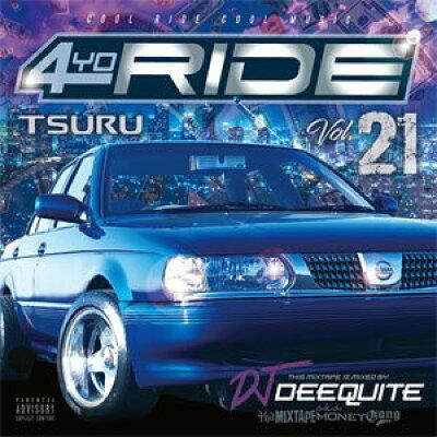 ウエッサイウエストコースト洋楽cdmixcd4yo ride vol.21 dj deequite ixcd ixcd24