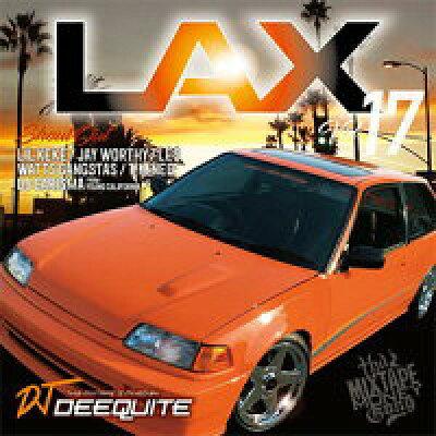 DJ DEEQUITE / LAX Vol.17