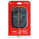 Switchジョイコン用 TPUプロテクト ブラック アンサー