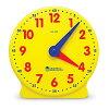 ラーニング リソーシーズ Learning Resources Big Time TM Student Clock 学習時計 生徒用 LSP 2095-J