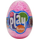 Learning Resources Playfoam プレイフォーム R egg Sparkle Pink エッグ きらきらピンク EI-9767