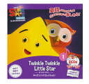 CD Super Simple Songs 1 Twinkle Twinkle Little Star きらきらぼし キッズソングコレクション