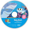 CD Super Simple Songs 2 Baby Shark 赤ちゃんサメ キッズソングコレクション