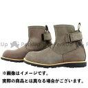 KADOYA カドヤ オンロードブーツ EG BROWN K'S LEATHER ブーツ サイズ:23.0cm