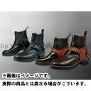 KADOYA Leather Royal Kadoya No.4321 RIDE CHELSEA ブラック×ブラック 23.5cm
