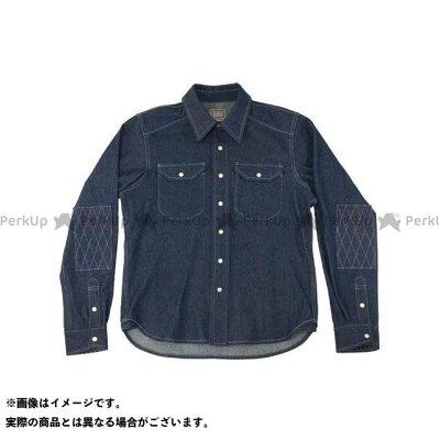 KADOYA カドヤ カジュアルウェア RIDE WORK SHIRT2 K'S PRODUCT サイズ:L