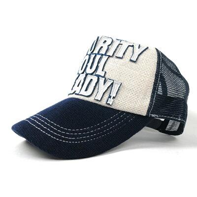 大きいサイズ/帽子/ガレージヘンプキャップ BIGWATCHホワイト