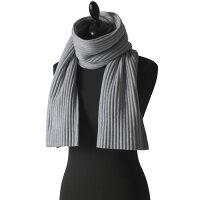 DESIGN HOUSE Stockholm - Pleece SHORT scarf Light Gray デザインハウスストックホルム プリース ショート ライトグレー