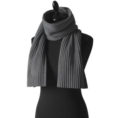 DESIGN HOUSE Stockholm - Pleece SHORT scarf Dark Gray デザインハウスストックホルム プリース ショート ダークグレー