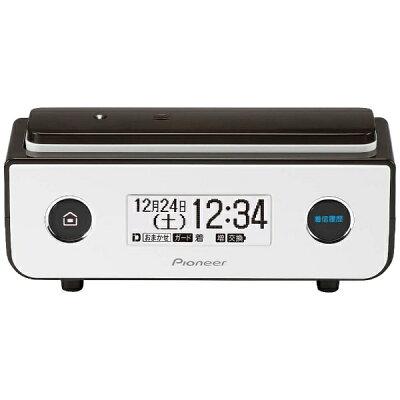 Pioneer デジタルコードレス留守番電話機 TF-FD35S(BR)
