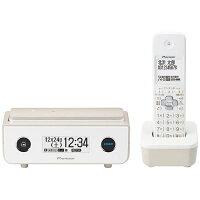 Pioneer 電話機 TF-FD35W(TY)