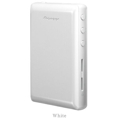 Pioneer ハイレゾ対応デジタルオーディオプレイヤー XDP-20(W)