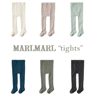 マールマール タイツ 全6デザイン 1.stone white/2.dusty pink/3.dusty blue/4.shadow blue/5.sme/6.chaoal