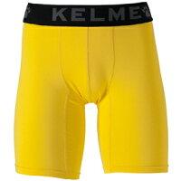 KELME  メンズ サッカーフットサルウェア インナーショーツ パンツ K15Z706 K15Z706 イエロー M