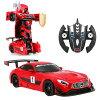 RSラジコンカー 変形ロボット メルセデスAMG GT3 変形ラジコンカー