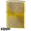 Zippo  ダイヤモンドカット ゴールド B 2EG-2D/C B