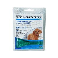 犬用フロントラインプラスドッグS 5-10kg 1本 1ピペット 動物用医薬品