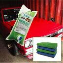 AguaMirai アグアミライ水なし洗車+高光沢ワックスPROFESSIONALプロフェッショナル 詰め替えパック 2.0L