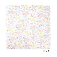 トモコーポレーション テーブルクロス ピンク サイズ/約105×105cm