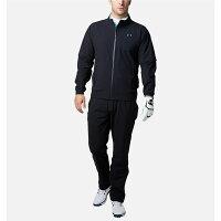 アンダーアーマー UNDER ARMOUR メンズ ゴルフ ストームレインスーツ ブラック/ジェットグレー 1331428 001