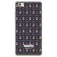 (スマホケース)ナルト疾風伝シリーズ NARUTO×PansonWorks いっぱい うちはイタチ (クリア)/ for LUMIERE 503HW/Y!mobile