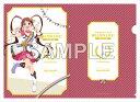 アイドルマスター ミリオンライブ! A4クリアファイル 松田亜利沙 ヌーベル・トリコロール ver. Gift