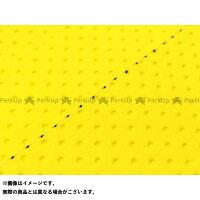 GRONDEMENT グロンドマン その他シートパーツ 国産シートカバー 張替タイプ カラー:エンボスイエロー/透明ステッチ リード90