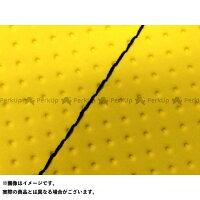 GRONDEMENT グロンドマン その他シートパーツ 国産シートカバー 張替タイプ カラー:エンボスイエロー/黒ステッチ アドレスV50 2サイクル