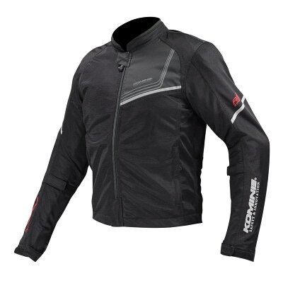 KOMINE コミネ 3シーズンジャケット JK-117 プロテクトフルジャケット ジモン サイズ:5XLB