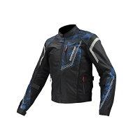 KOMINE コミネ 3シーズンジャケット JK-120 プロテクトハーフジャケット ジエン サイズ:M