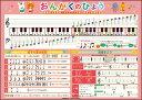 おんがくのひょう 楽譜基礎編 AKPO-2 サイズ:B2サイズ 51.5cm×72.8cm