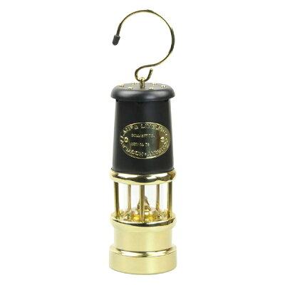 jdバーフォードジェイディーバーフォード マイナーズランプ mサイズ /ブラック&ブラス #97 bf-08ブラック