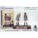JK FIGURE Series 001 JKC-v2-20S 1/20 レジンキット MK2.