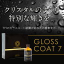 ガラスコート剤 ガラスコーティング GLOSS COAT 7 グロスコート-7