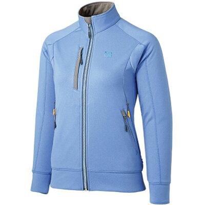 finetrack ドラウトレイジャケット Ws PB FMW1201女性用 ブルー