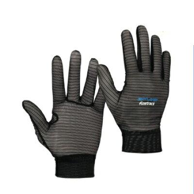 finetrack ファイントラック パワーメッシュインナーグローブ Unisex BK L FAU0201手袋