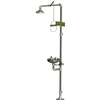 NEM 緊急用シャワー&洗眼器 502-50FS