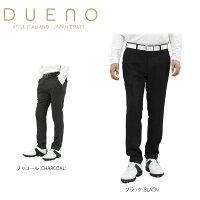 デュエノ メンズ テーパード ロングパンツ 16AW-DUB3 ゴルフウェア  2016年 モデル