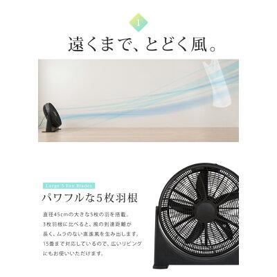 大型サーキュレーター 扇風機 送風機 大型 BOX扇 サーキュレーター 循環用