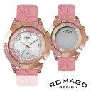 ROMAGO DESIGN ロマゴ デザイン 腕時計 RM011-1476RG-RS レディース Starlet series スターレットシリーズ