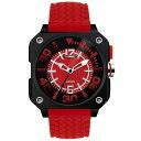 ロマゴデザイン ROMAGODESIGN RM018-0073PL-RD クール Cool メンズ腕時計 auktn