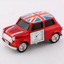 C3267-UK ミニチュアクロック Miniature Clock Collection 自動車 ユニオンジャック C3267UK