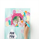 POP UP BOX CARD L GBCL-01 PARTY