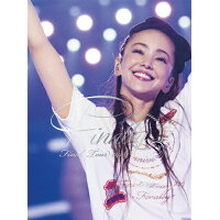 namie amuro Final Tour 2018 ~Finally~(東京ドーム最終公演+25周年沖縄ライブ+5月東京ドーム公演)(初回生産限定)/DVD/AVNA-99121